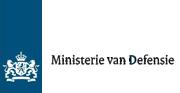 Logo Ministerie Defensie, Jerphaas begeleidt voor het Ministerie van Defensie