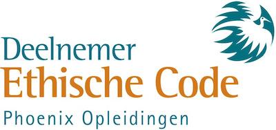 Logo ethische code phoenix opleidingen