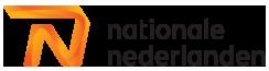 Logo Nationale Nederlanden, Jerphaas begeleidt voor het bedrijf Nationale Nederlanden