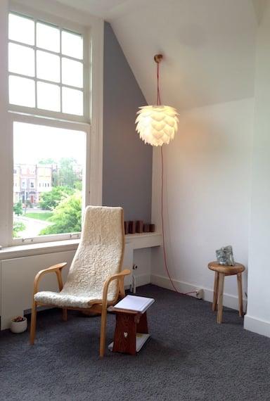 Foto interieur praktijk Jerphaas De la Reijstraat 2