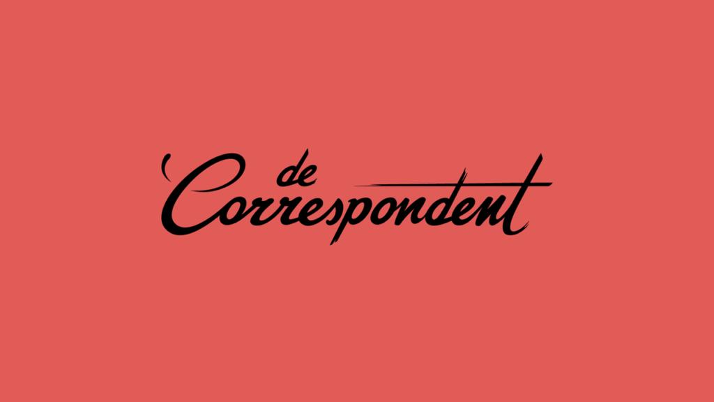 Logo deCorrespondent.nl